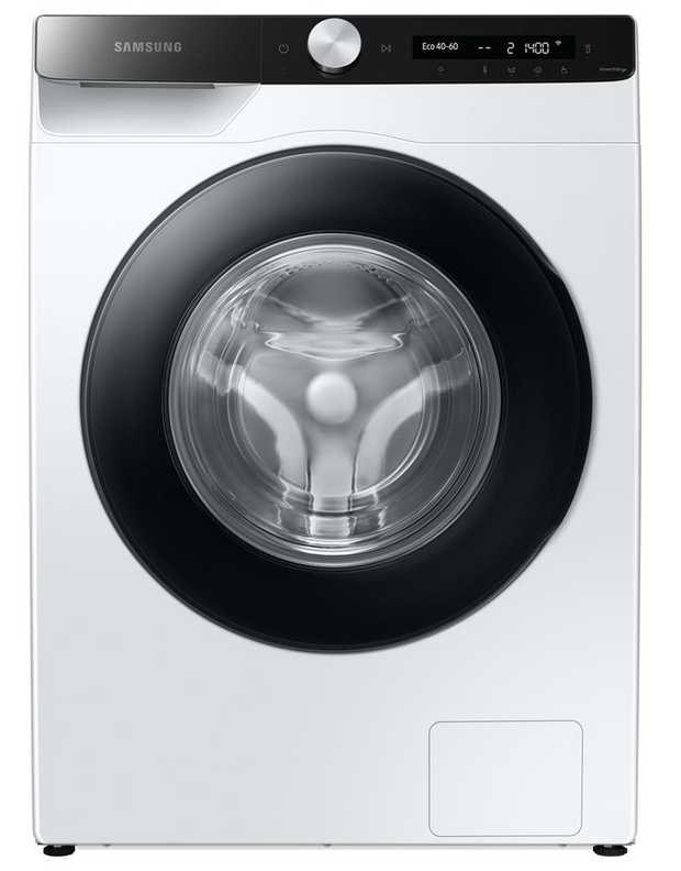 Personalised AI settings Steam wash cycle Bubblewash™ & BubbleSoak 15 mins Quick Wash Cycle Digital...