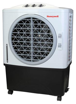 1800 m³/hr (1062 CFM) powerful air flow Cools up to 57 sq.m (610 sq.ft) 3 speeds high, med and low 40L...