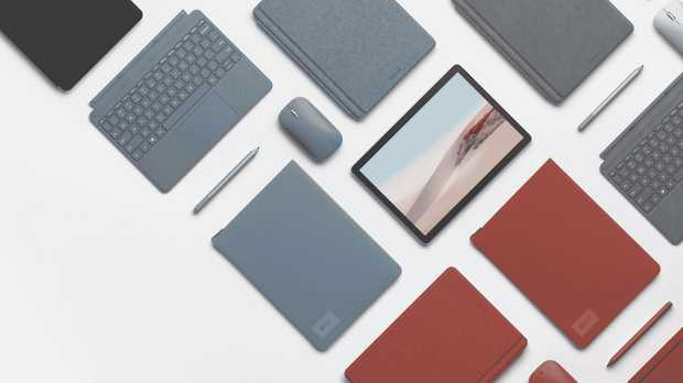 Type confidently with Surface Go type cover. Ultra-slim and compact, yet it performs like a traditional...