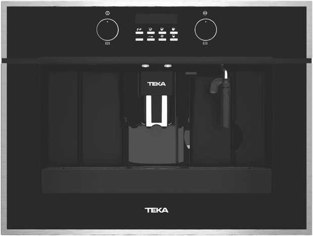 Let this Teka 60cm Built-In Coffee Machine CLC 855 GM do the hard work for you with an integrated...