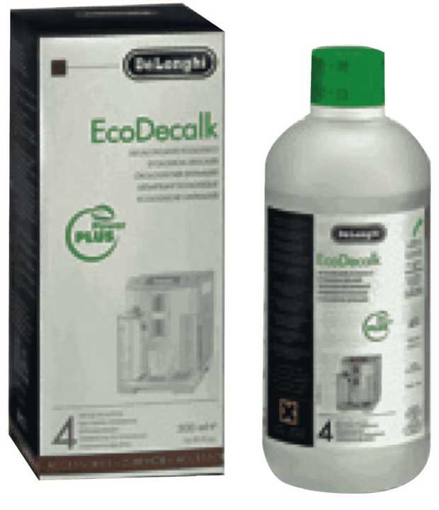 De'Longhi EcoDecalk is the new ecological descaler thats 100% environmentally friendly and 100%...
