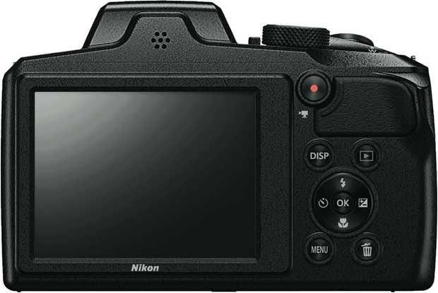 This Nikon Coolpix camera has a 60x optical zoom, allowing you to close in on that far away shot. Its...