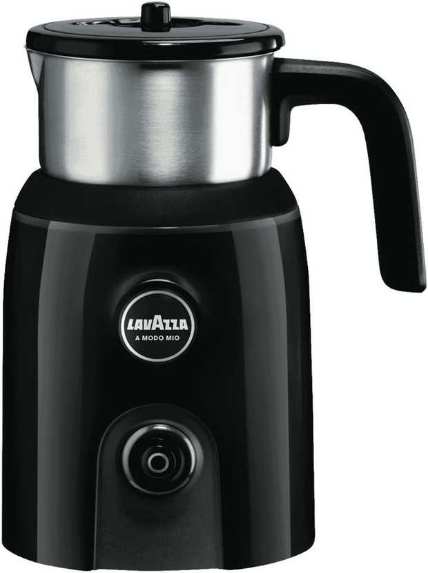 Create perfectly frothed milk with this Lavazza Milk Up Induction Frother. Great for a range of warm...