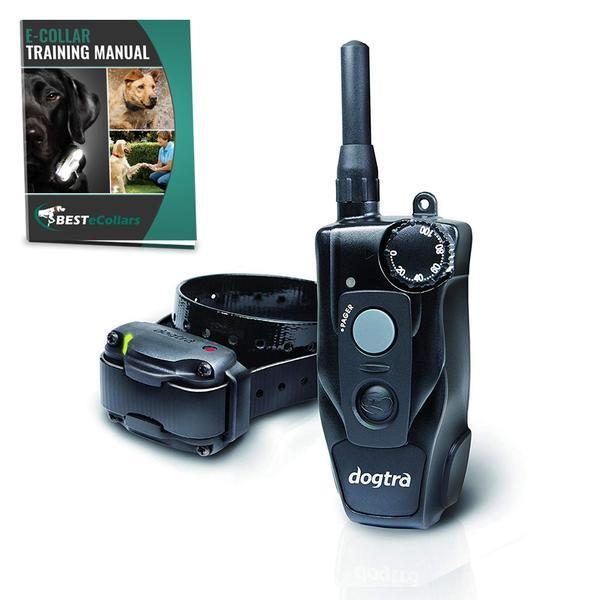 The Dogtra 200C/202C is a no-nonsense remote e-collar with easy one-handed controls. The thumb-wheel...