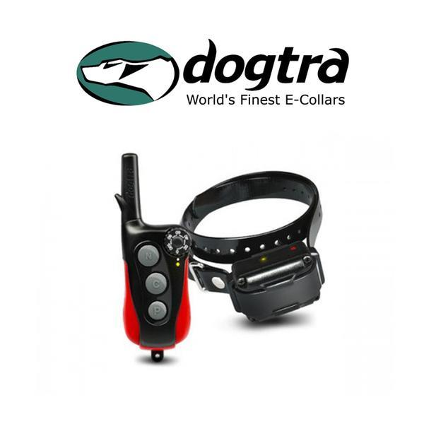 "The new Dogtra ""iQ PLUS"" is one of the best companion dog remote trainer for your big problem. This..."