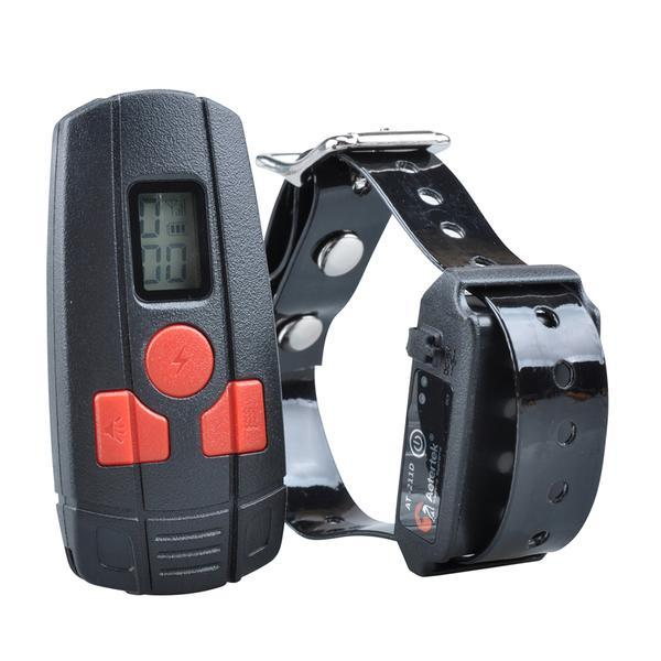 Our high-quality AT-211D dog remote dog training system is designed especially for small breed dogs...