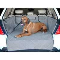 Keep the back of your SUV interior looking nice with the Quilted Cargo Cover by K&H; Pet Products. This...