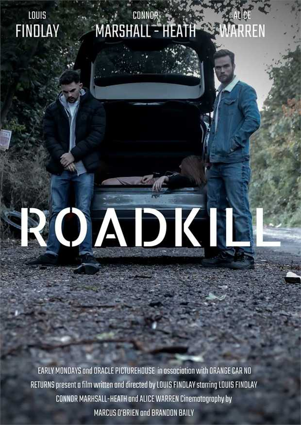 Roadkill DVD         Roadkill is a four-part fictional thriller about a...