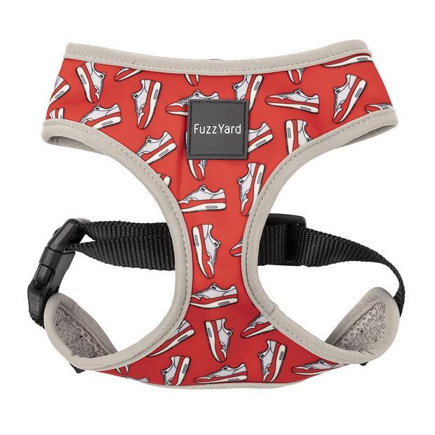 Fuzzyard Harness Fresh Kicks Medium Pet: Dog Category: Dog Supplies  Size: 0.9kg Colour: Multi...