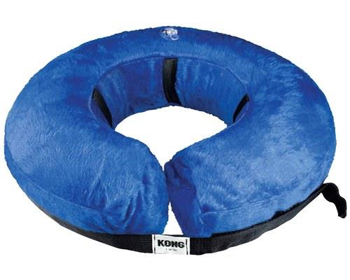 KONG CLOUD E COLLAR LARGE.  Inflatable post-injury / procedure Recovery Collars are SOFT, PUNCTURE...