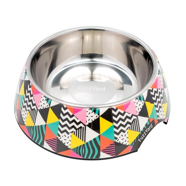 Fuzzyard No Signal Bowl Medium Pet: Dog Category: Dog Supplies  Size: 1.1kg Colour: Multi Material:...