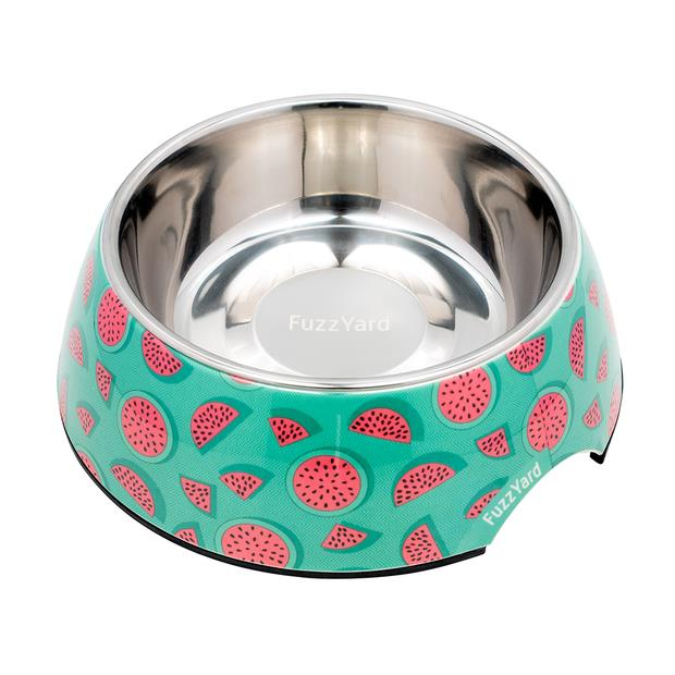 Fuzzyard Summer Punch Bowl Medium Pet: Dog Category: Dog Supplies  Size: 1.1kg Colour: Multi Material:...