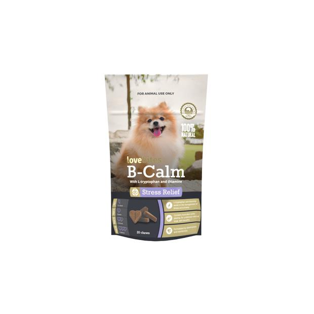 Vetafarm Lovebites B Calm Chews 60pk Pet: Dog Category: Dog Supplies  Size: 0.2kg  Rich Description:...