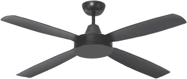 This Mercator ceiling fan has 5 speed settings, so you can generate your perfect breeze. Give room look...