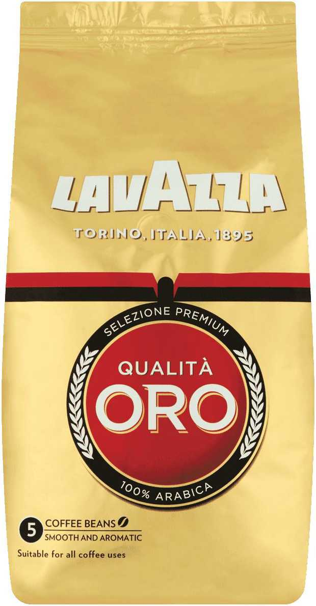The Lavazza Qualita Oro blend is made from 100% Arabica beans from Central and South America, finely...