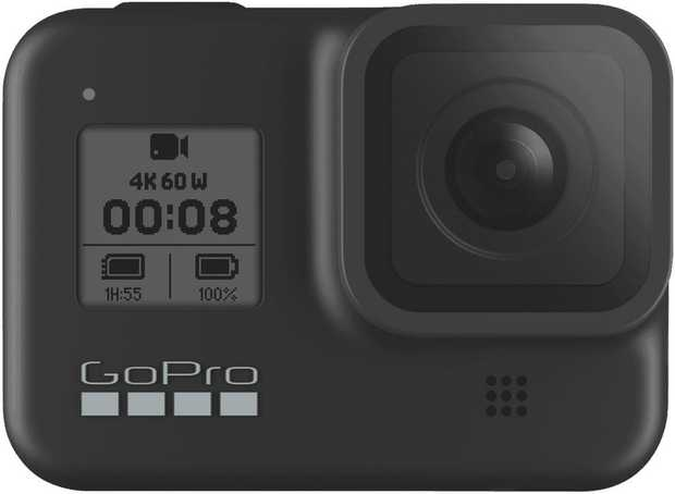 This GoPro Hero8 Black is the most versatile, unshakable HERO GoPro yet. A streamlined design makes it...