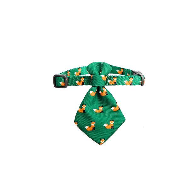 Pidan Cat Necktie Green Folks Each Pet: Cat Category: Cat Supplies  Size: 0kg Colour: Multi  Rich...