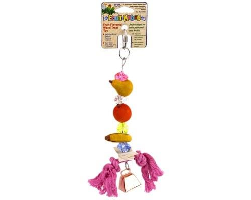 PARROT FRUIT KABOB MEDIUMBirds need plenty of colourful stimulating toys to keep them occupied...