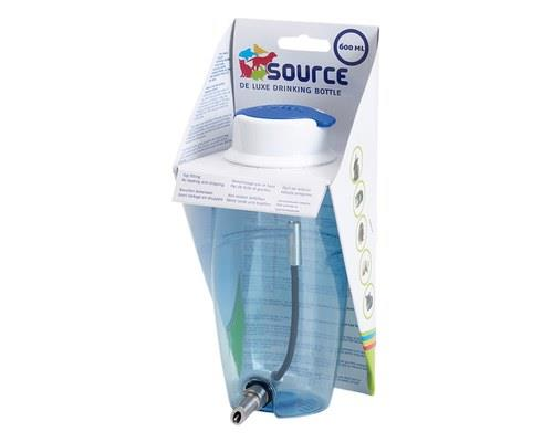 SAVIC SOURCE DRINKING BOTTLE 600MLKeep your pocket pets happy and healthy with this deluxe drinking...