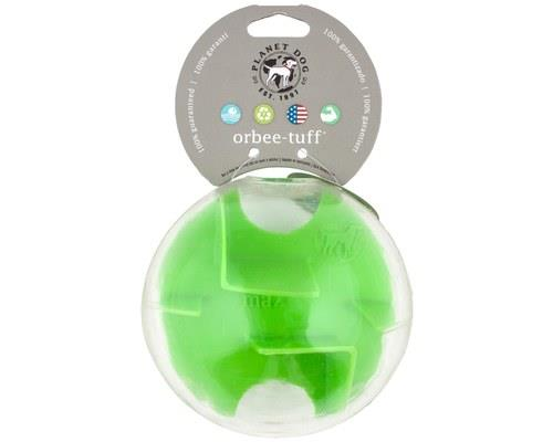 PLANET DOG ORBEE TUFF MAZEE GREEN Mazee is an engaging, rewarding and interactive puzzle toy for your...