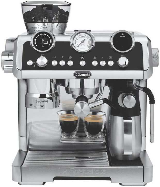 Be your own barista with the DeLonghi La Specialista Maestro Espresso Machine EC9665M, where...