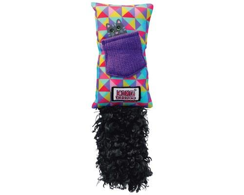 KONG REFILLABLE KICKEROOKONG kitty playtime will last even longer with a handy refillable...