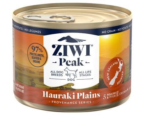 ZIWIPEAK PROVENANCE HAURAKI PLAINS DOG 12X170GThe name Hauraki means 'north wind' in Maori, and it's...