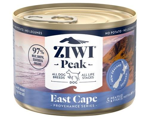 ZIWIPEAK PROVENANCE EAST CAPE DOG 170GDrawing inspiration from New Zealand's East Cape, known as the...
