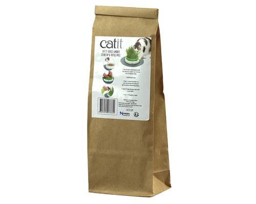 CATIT 2.0 SENSES PLANTER GRASS REFILLCompatible with the Catit 2.0 Senses Planter, add a little flora...