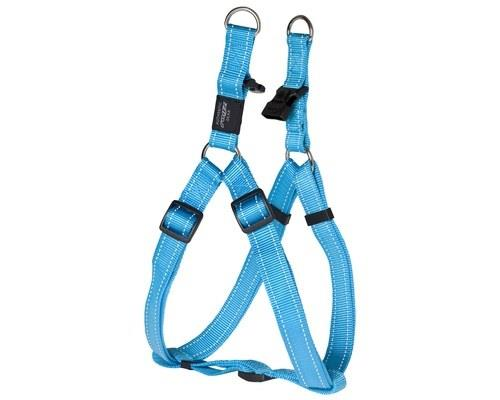 ROGZ LUMBERJACK STEP-IN HARNESS TURQUOISE REFLECTIVE EXTRA LARGERogz are known to provide you with the...