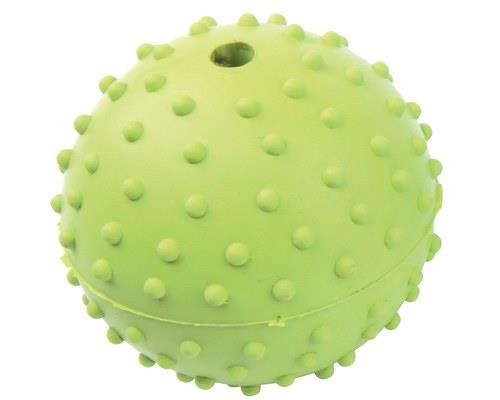 KAZOO RUBBER STUDDED BALL | LARGE (7cm) Incredibly durable thanks to the high density natural...