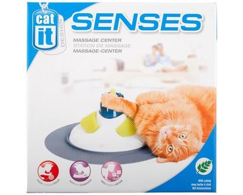 Catit Senses Massage Centre, Sensory Cat ToySize:35.5cm L x 35.5cm W x 15cm HThe Catit Senses...