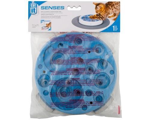 Catit Replacement Scratch Pad, Blue SwirlSize:48cm L x 38cm W x 11cm HCompatible with: Catit...
