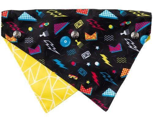FUZZYARD BEL AIR BANDANA SMALL/MEDIUMNow this is a story all about how your dog's life got flipped...