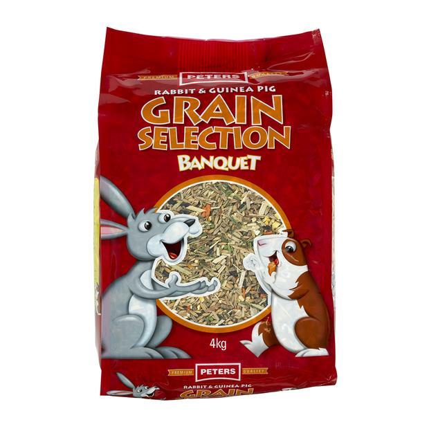 Peters Grain Selection 4kg Pet: Small Pet Category: Small Animal Supplies  Size: 4kg  Rich Description:...