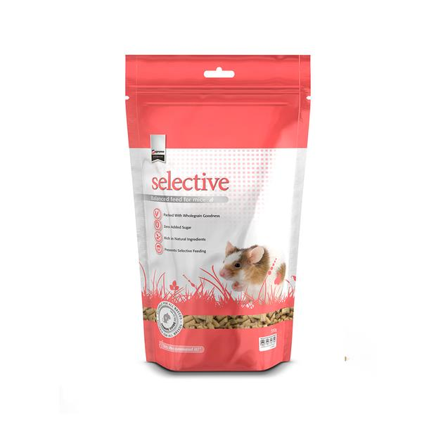 Science Selective Supreme Mouse Food 350g Pet: Small Pet Category: Small Animal Supplies  Size: 0.5kg...