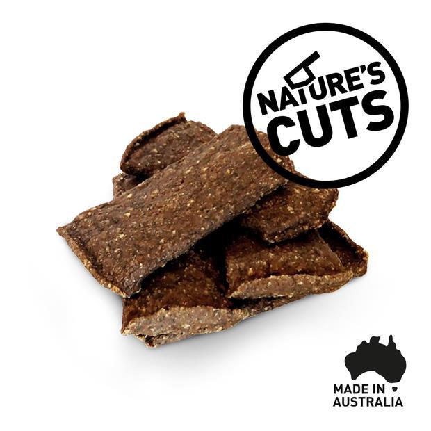 Natures Cuts Kangaroo Chews 2 X 300g Pet: Dog Category: Dog Supplies  Size: 0.6kg  Rich Description:...