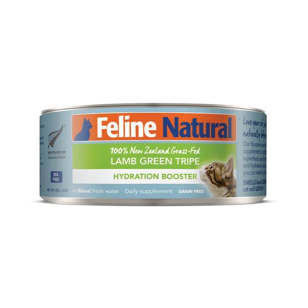 Feline Natural Tripe Wet Cat Food Hydration Booster 24 X 85g Pet: Cat Category: Cat Supplies  Size: 2kg...