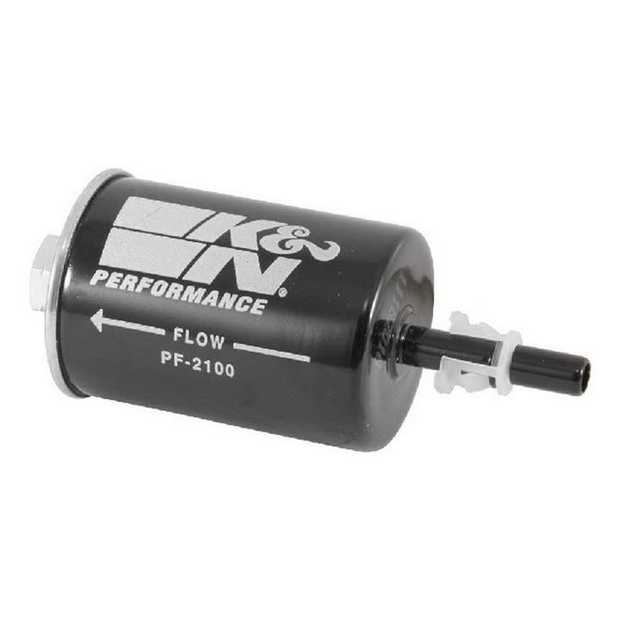 K&N; Performance Fuel Filters are built for high flow rates and capacity while they provide outstanding...