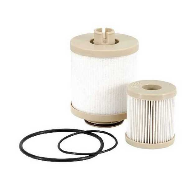 The K&N; Performance Cartridge Fuel Filter is built for high flow rates and filtration capacity while...