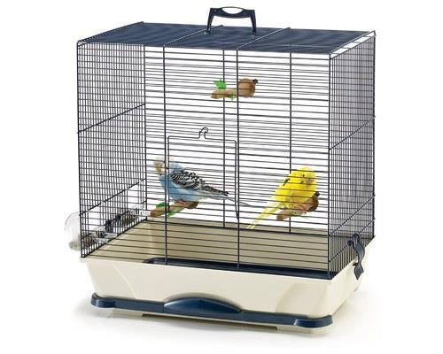 SAVIC PRIMO BIRD CAGEA comfy place to call home, your canaries and other small exotic birds will love...