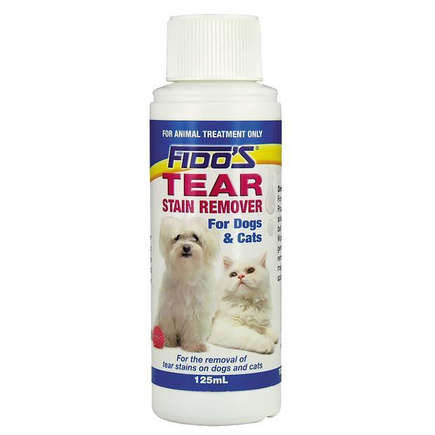 Fidos Tear Stain Remover 125ml Pet: Dog Category: Dog Supplies  Size: 0.1kg  Rich Description: Fidos...