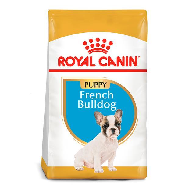 Royal Canin French Bulldog Junior Dry Dog Food 3kg Pet: Dog Category: Dog Supplies  Size: 3kg  Rich...
