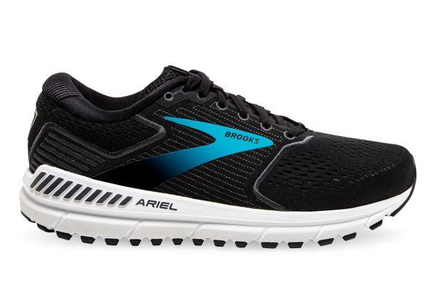 The Brooks Ariel 20 is known for being the ultimate motion control shoe for women that offers maximum...