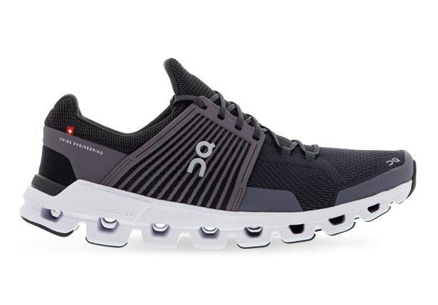The Cloudswift is for runners who like to keep their shoes light and swift yet have superior cushioning...