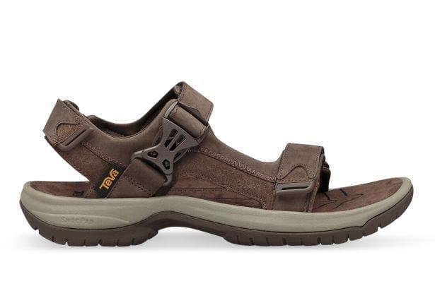 The Teva Tanway is a travel ready sandal, built to withstand the harshness of the outdoors. With a...