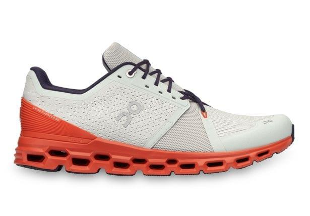The Cloudstratus combines both cushioning and support without compromising speed. On Running has...