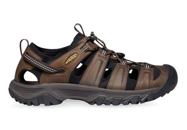 The Keen Targhee III Sandals provide great breathability, and comfort for those looking for an...