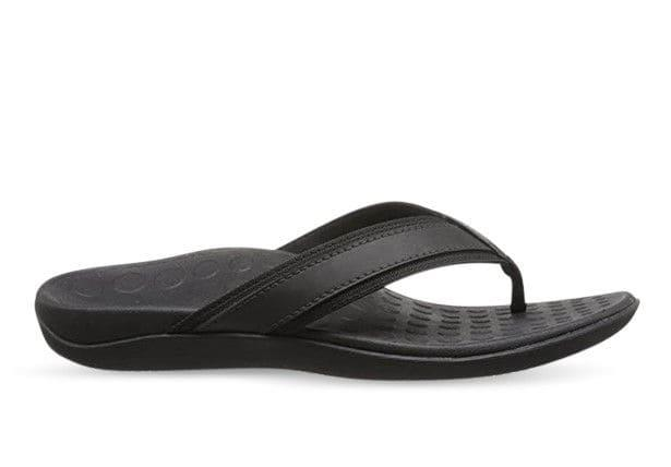 The Vionic Tide for men is a podiatry designed sandal, proven to decrease heel pain. The medium density...