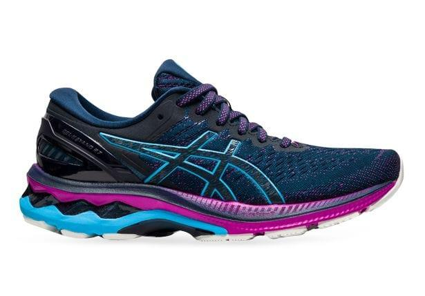The iconic ASICS GEL-Kayano 27 has received a great update with a lot of work going into improving the...